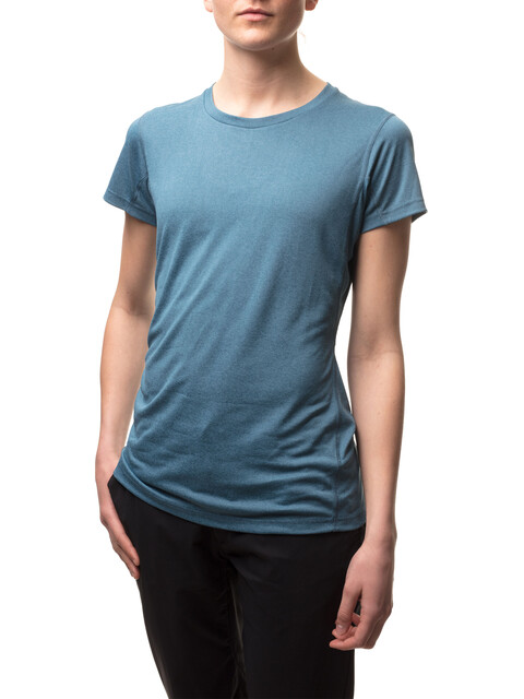 Houdini Dynamic - T-shirt manches courtes Femme - bleu